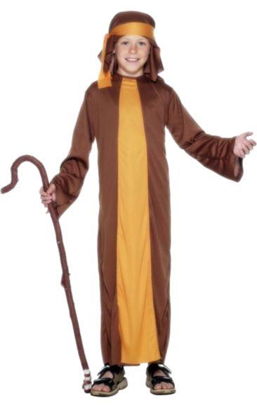 Child Nativity Joseph Costume | Jokers Masquerade
