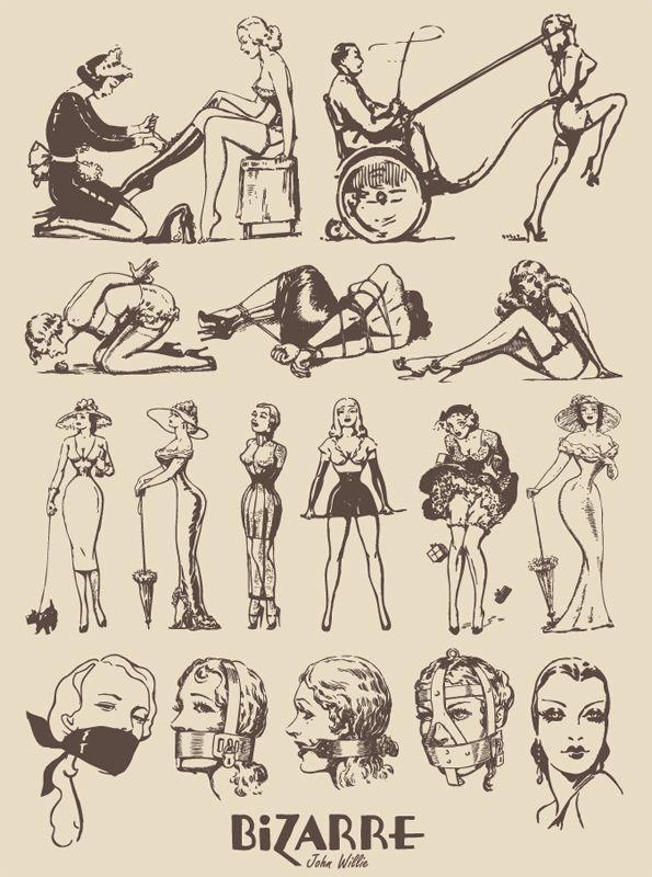 50 Sombras de Grey en los años 50 (-_-)