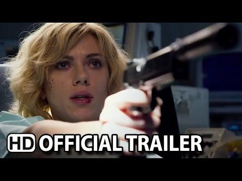 """WHEN THE ANSWER IS SIMPLE, GOD IS ANSWERING.""...Ruf ;-) ""THE NEW WORLD ORDER""                  ""2014"" Lucy Official Trailer #1 (2014) - Scarlett Johansson Movie HD"