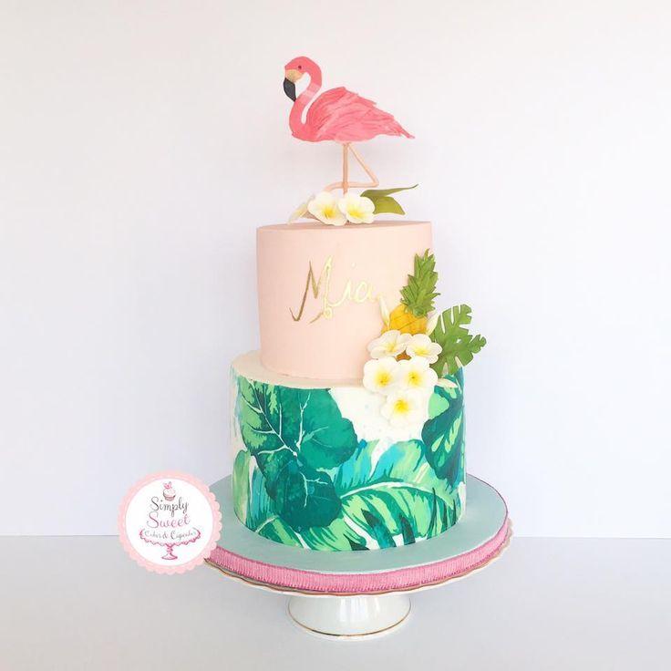 Image result for giant palm leaf print caKE