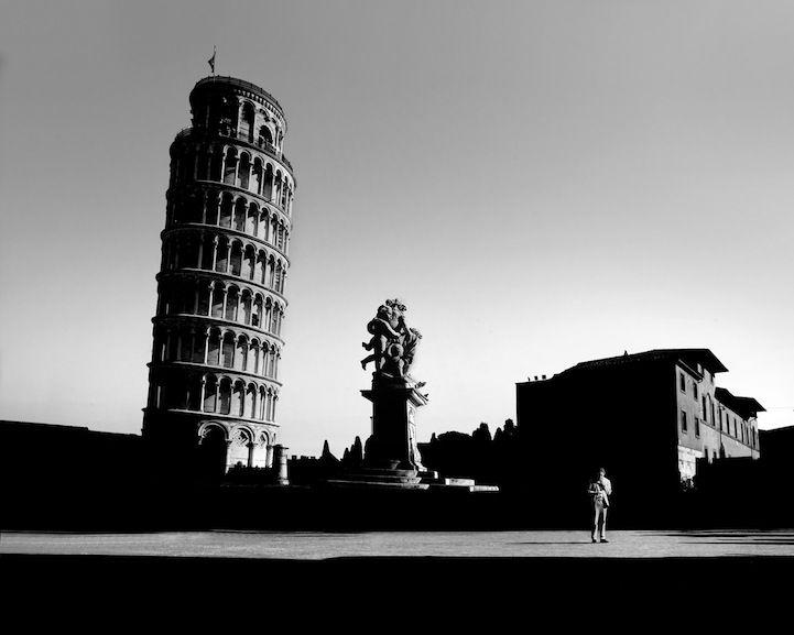 Stunning High Contrast Photos of World Famous Landmarks - My Modern Metropolis