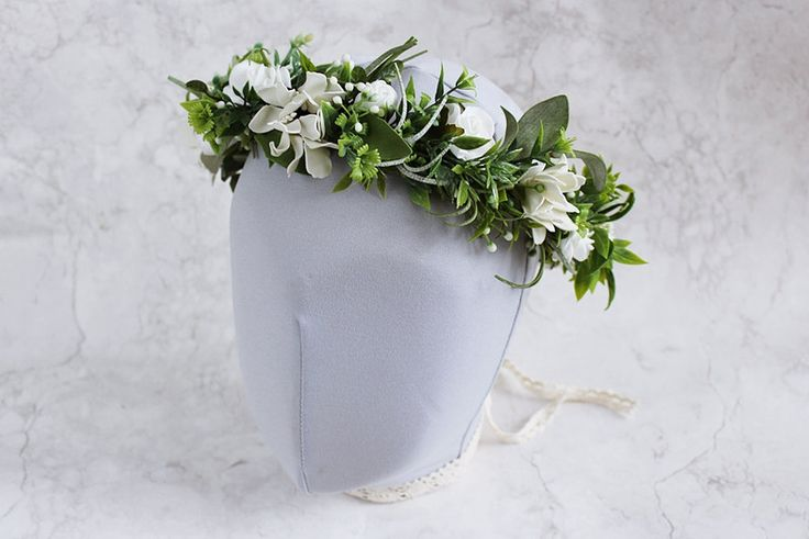 wianek do włosów róże ślub boho stroik zielony - 6446060487 - oficjalne archiwum allegro