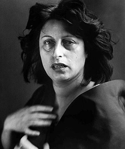 Anna Magnani by Richard Avedon - (Annarè <3)