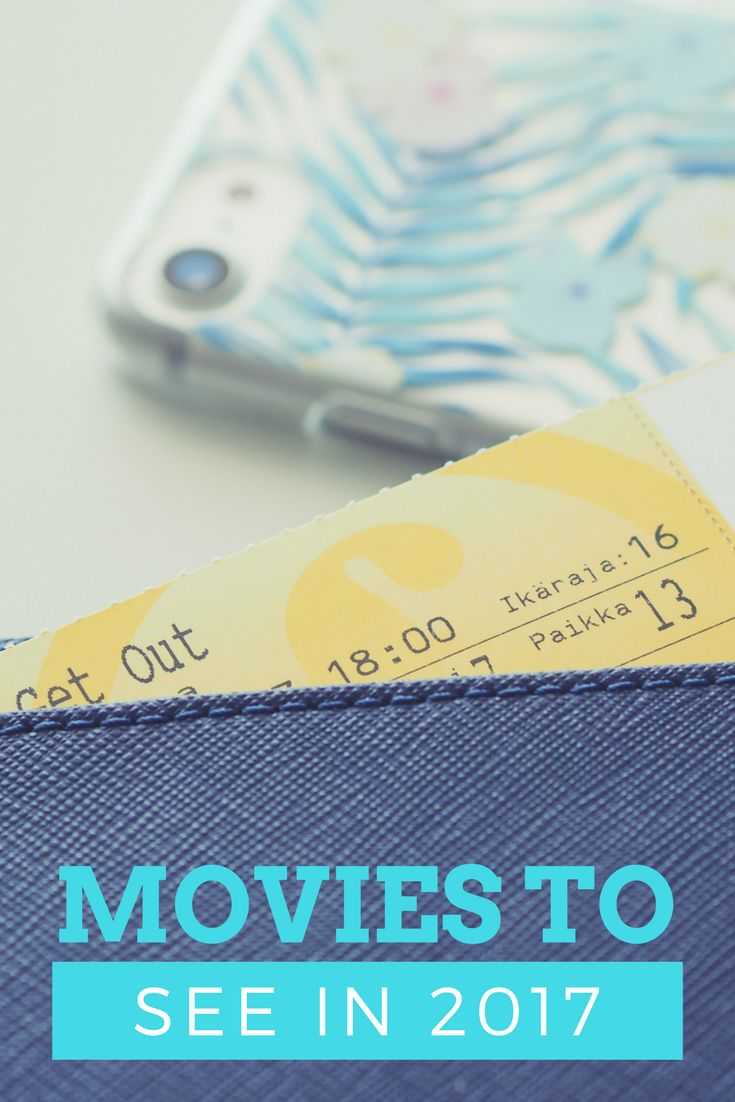 Movies to see in 2017 part 2