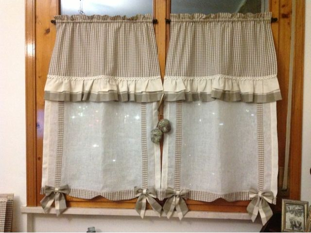 454 best tende images on Pinterest | Curtains, Window treatments ...
