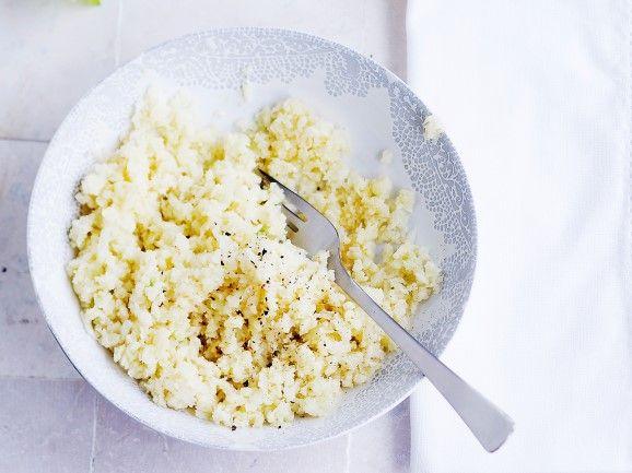 Kukkakaaliriisi / Fried cauliflower / Kotiliesi.fi / Kuva/Photo: Sampo Korhonen/Otavamedia
