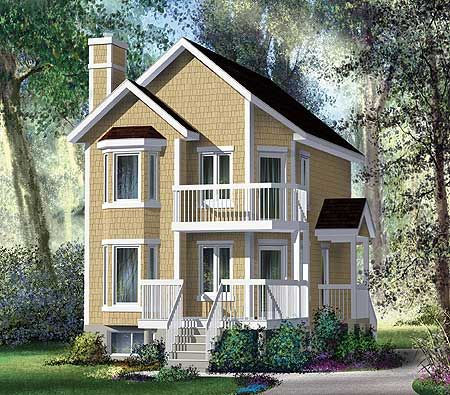 17 best images about house plans small on pinterest for Big cute houses