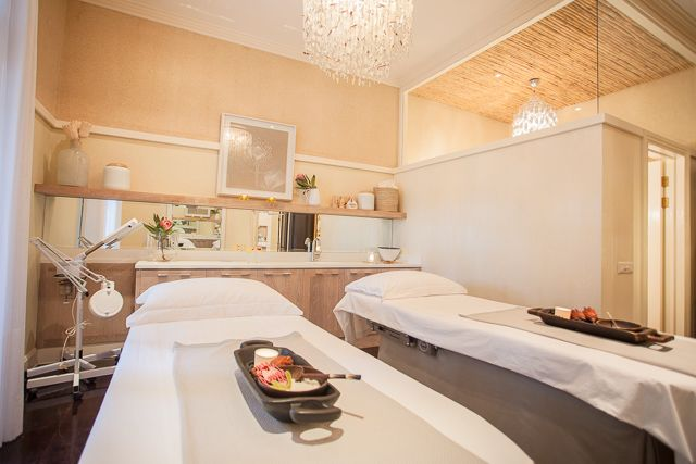Our Newly Renovated Spa