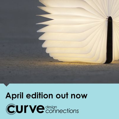 Curve design connections is a new web app for iOS and Android. April edition out now. Subscribe for direct access.