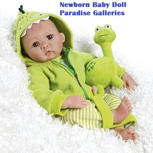 Newborn Baby Doll Paradise Galleries | Handcrafted In baby Soft Gentle Touch Vinyl