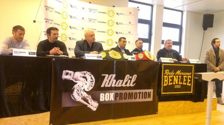 12 rounds super middleweight Christian Pawlak 19(11)-5-1 vs Emir Telalovic 3(1)-1-0     PAWLAK WON UD 6 rounds super middleweight Tiran Mkrtschjan 5(3)-0-3 vs ...