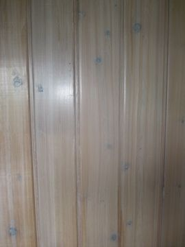 As you guys know, we white washed our wood paneling in our living room and dining room. It was sort of a shot in the dark, but we figured we...