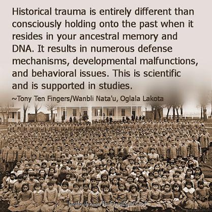 Native American Oppression