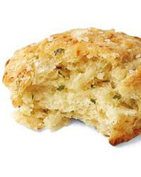 Herb Gruyere Biscuits. The herb-and-cheese combination is infinitely variable: Try cheddar and minced chives or chopped rosemary and Parmesan.