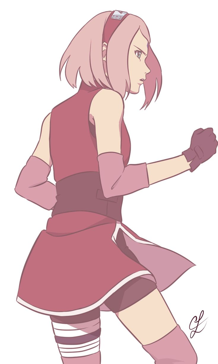 Haruno Sakura - The Last Naruto the Movie