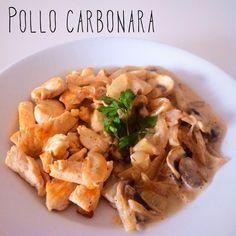 1000 Fit Meals: #9 Pollo carbonara fitness