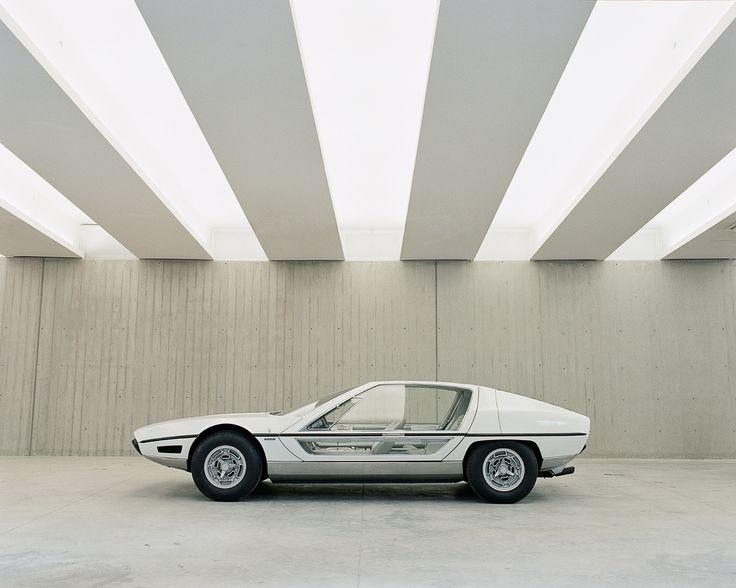 Lamborghini Marzal prototype (1967) / design by Marcello Gandini / photo by Benedict Redgrove