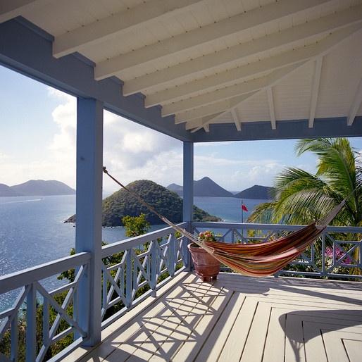 hammock & veranda = Australian paradise!