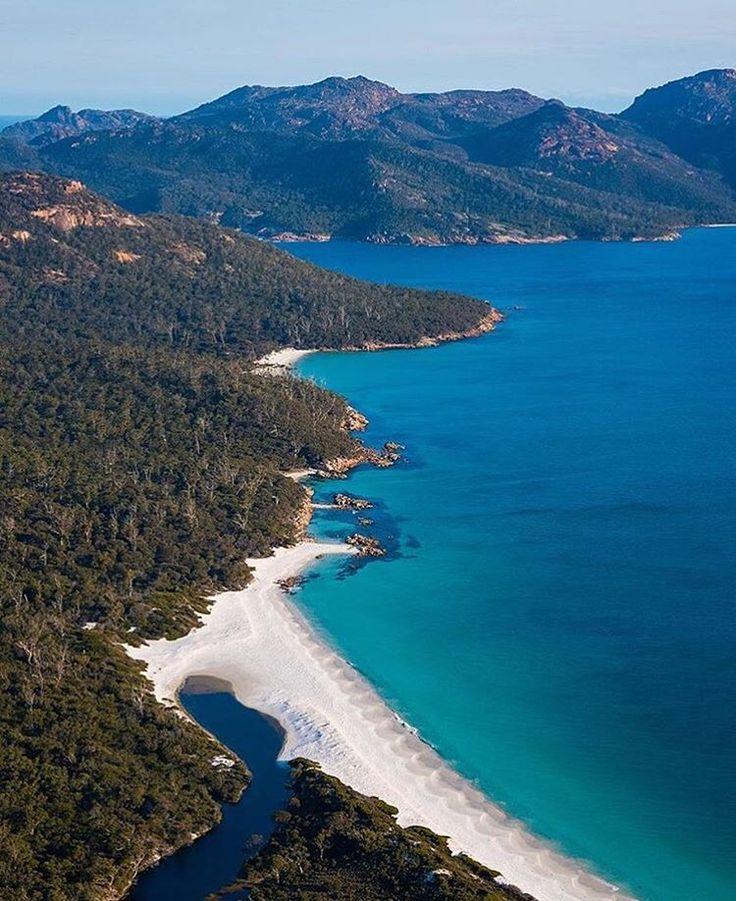 Freycinet Peninsula, Tasmania #escapesnaps Picture: @lovethywalrus / Instagram