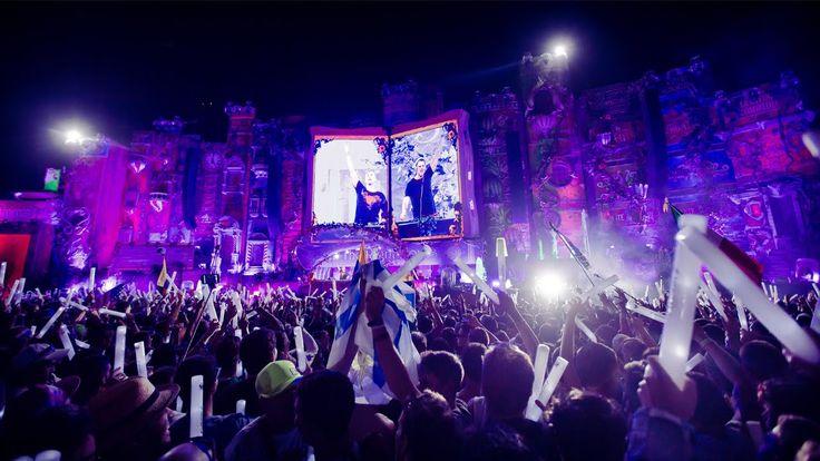 Tomorrowland Brasil 2015   W&W