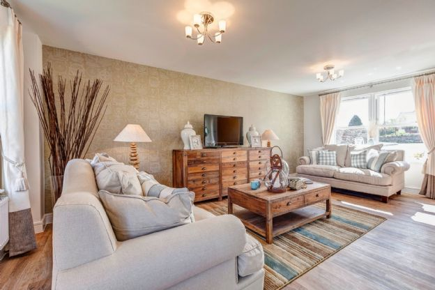 The View is a stunning new development of 48 two, three and four bedroom homes with prices from £364,950. Located in the sought after town of Wadebridge and has proved extremely popular since the show home was launched.
