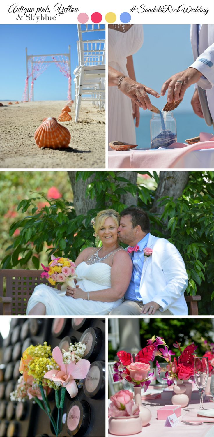 Sandals Offers All Inclusive Caribbean Destination Wedding Packages At The Most Enchanting