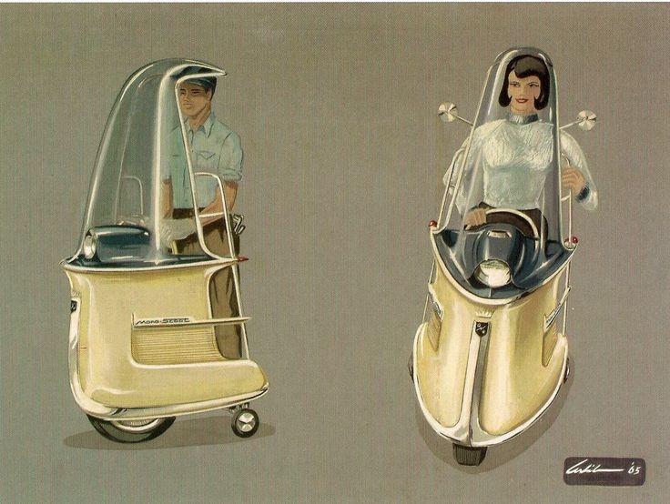 1965 Mono Scoot