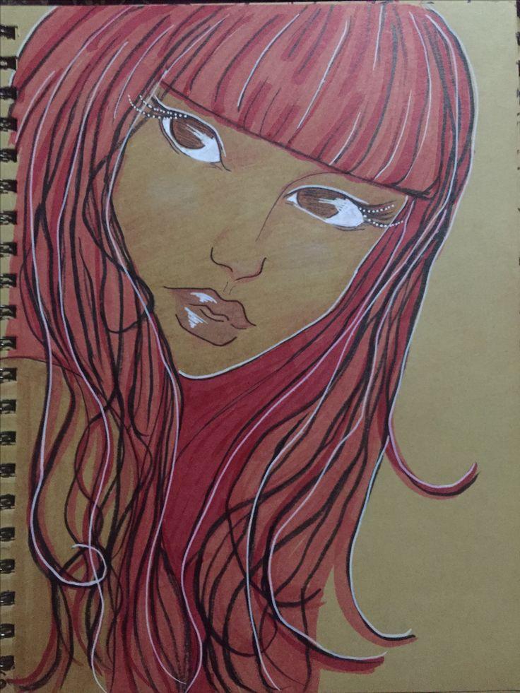 copic art by mzqtz TanyaS
