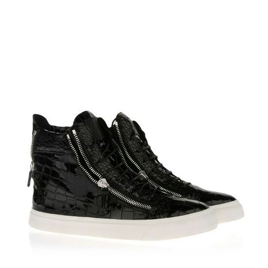 Sneakers - Sneakers Giuseppe Zanotti Design Men on Giuseppe Zanotti Design  Online Store - Fall-Winter Collection for men and women.
