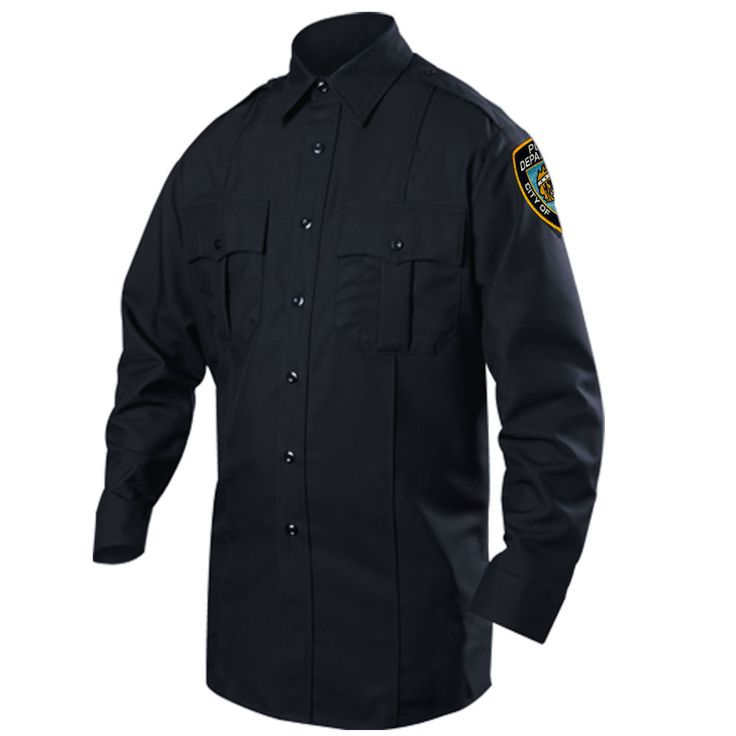Shirts Blauer Nypd Police Women S Shirt Long Sleeve