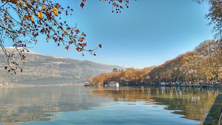 6 tips when visiting the city Ioannina in Epirus, Greece