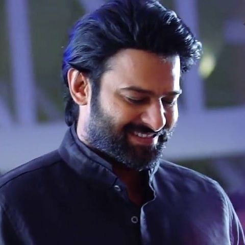 Keep this smile Prabhas becauz whole wprld depends upon it.