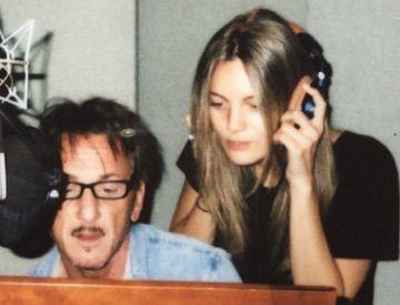 Leila George D'Onofrio Sean Penn's Young Girlfriend