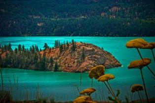 Kalamalka Lake   Vernon BC Canada