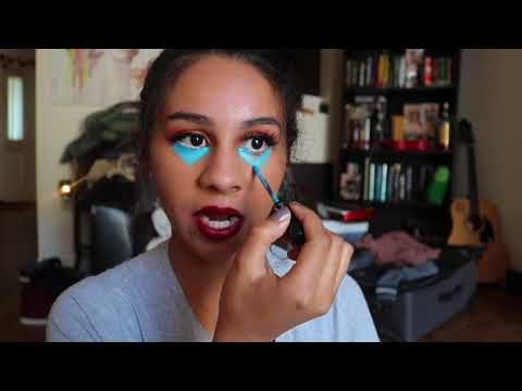 How To Do Thanksgiving Makeup That Has Nothing To Do With The 566 Federally Recognized Tribes - YouTube