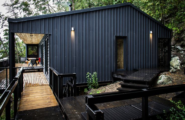 Gallery - House on Todos Los Santos Lake / Apio Arquitectos - 15
