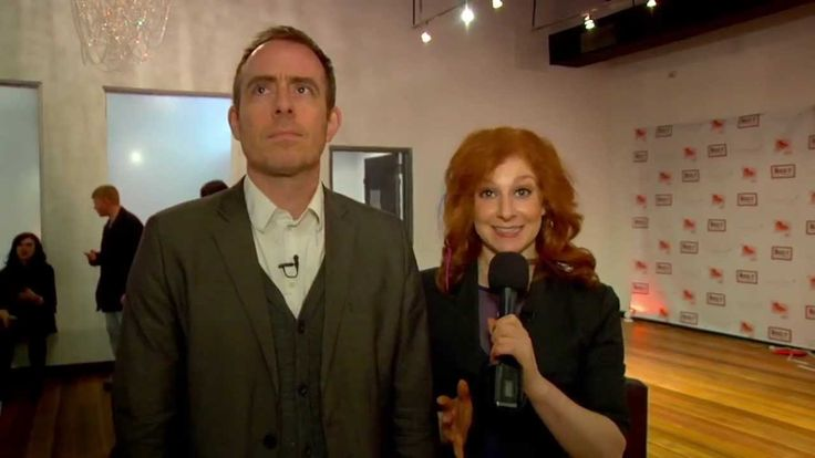 This is a hilarious video, must watch:  How Was Your Week: Rock it Like A Redhead