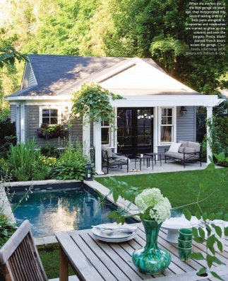 How cute is this cottage?