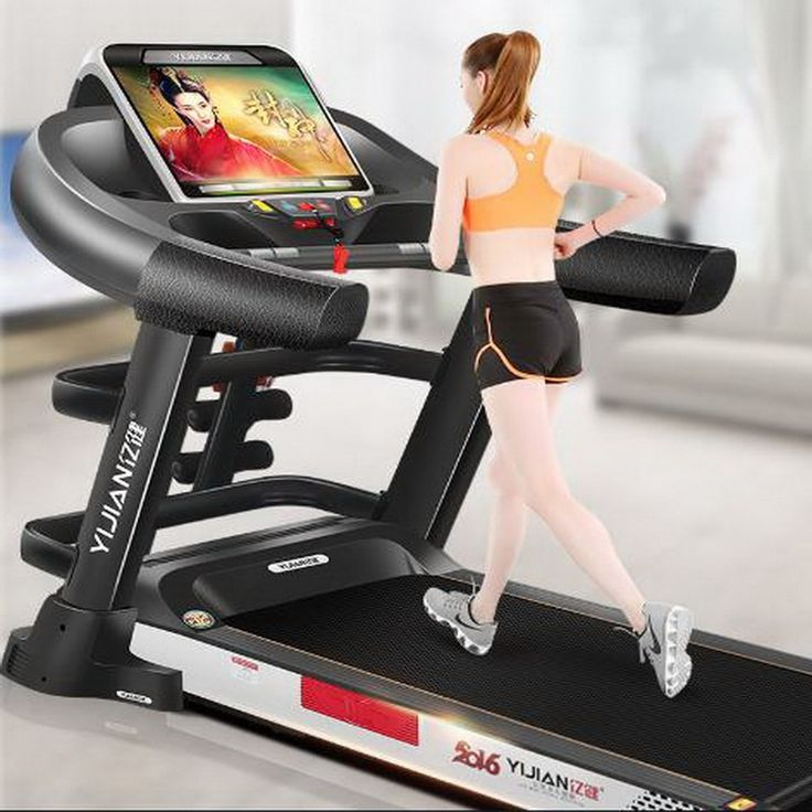1996.80$  Watch here - http://aliw94.worldwells.pw/go.php?t=32779417430 - 231207/ multifunctional Electric running machine /Silent design/Energy saving/ Fitness equipment/Hydraulic Folding Technology 1996.80$
