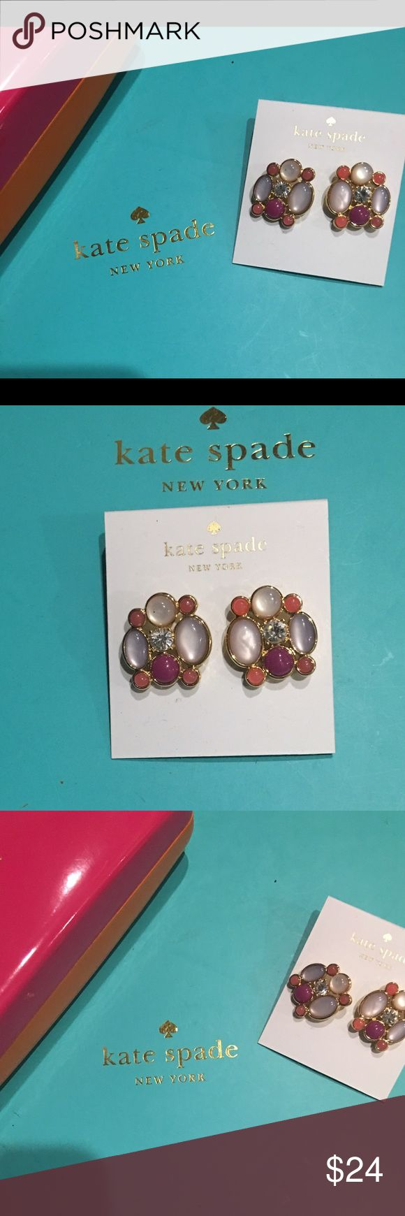 NWT Kate Spade Vintage Look Earrings Too Gorgeous for words! Comes with Kate Spade Jewelry Dust Bags. kate spade Jewelry Earrings