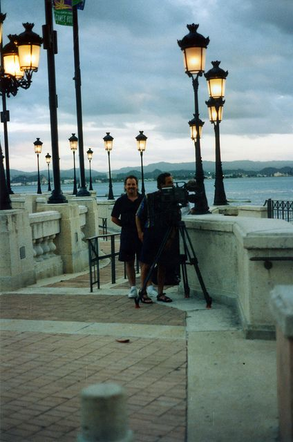 Here is my photo set from Sep. 12, 1994, when I had the oppportunity to visit and photograph Old San Juan, Puerto Rico, thanks to Randy Baker.