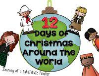 12 Days of Holidays Around The World Unit