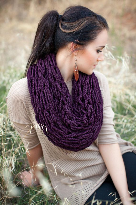 15 Best Diy Projects Images On Pinterest Crochet Scarves