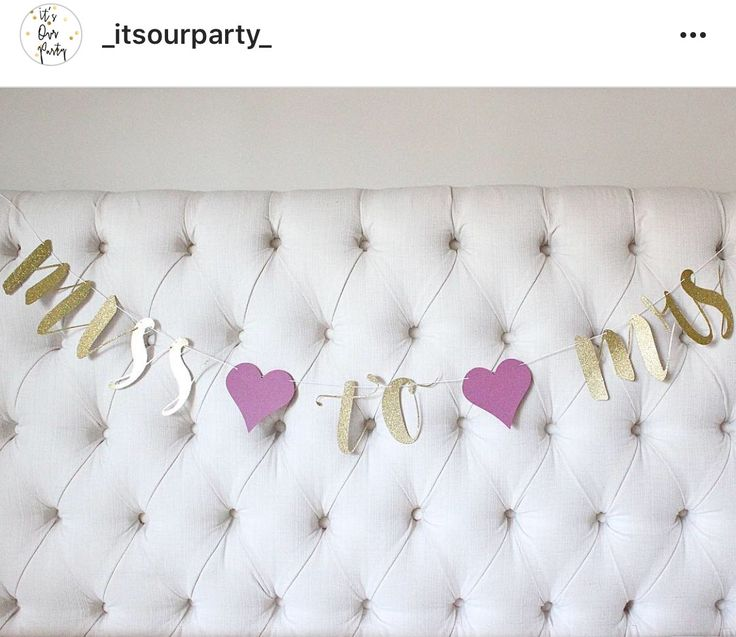 Bridal shower ideas, bachelorette party ideas, bridal shower themes, boho chic bridal shower, bridal shower banner, miss to mrs, he put a ring on it, married life, tying the knot,