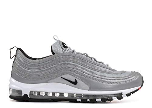 Nike Men's Air Max 97 (White | Wolf Grey | Reflect Silver