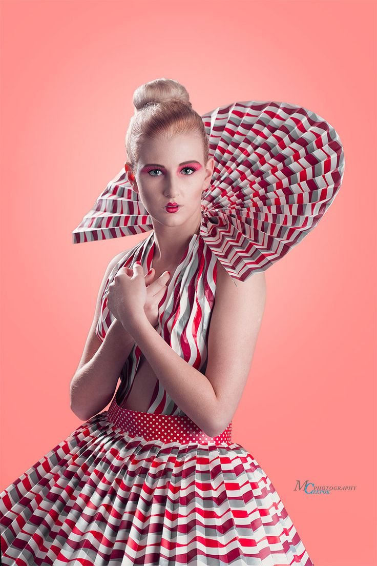 Sneak peek of the very exciting Origami project. Model: Sally Mickleson Hair & Make-up: Anna Hawke Photography: Manuel Czepok