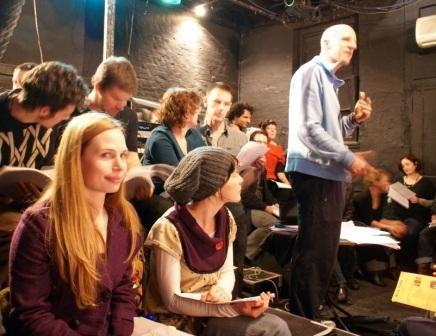 Good bye Princess at La Mama - 75 actors playing 75 characters