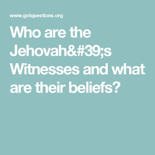 from Conner jehovah witness beliefs on gays