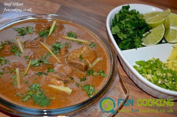 Beef Nihari + Nihari Masala