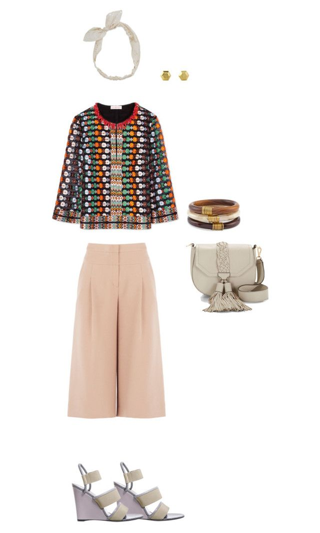 tribes 1 by darie-turie on Polyvore featuring мода, Tory Burch, BCBGMAXAZRIA, Balenciaga, Rebecca Minkoff, Chico's and Carole
